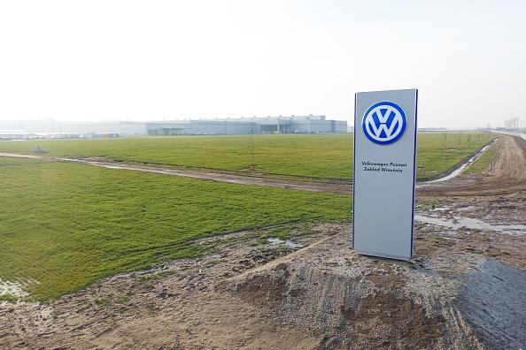 Industry「Volkswagen factory in Wrzesnia, Poland」:写真・画像(6)[壁紙.com]