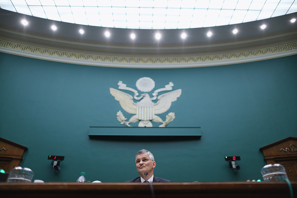 Rayburn House Office Building「VW America CEO Testifies At House Hearing On Emissions Cheating Scandal」:写真・画像(12)[壁紙.com]