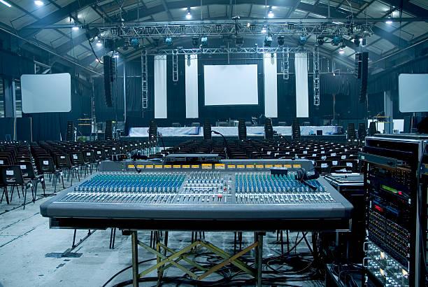 Large Auditorium Hall:スマホ壁紙(壁紙.com)