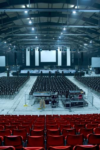 Device Screen「Large Auditorium Hall 02」:スマホ壁紙(7)
