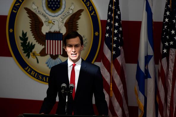 Jerusalem「U.S. Embassy Formally Opens In Jerusalem On 70th Anniversary Of State Of Israel」:写真・画像(19)[壁紙.com]