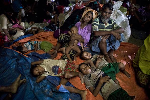 ヒューマンインタレスト「Rohingya Refugees Flood Into Bangladesh」:写真・画像(17)[壁紙.com]