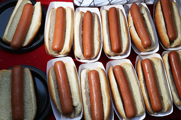 Hot Dog「Annual Hot Dog Lunch Held For Lawmakers On Capitol Hill」:写真・画像(3)[壁紙.com]