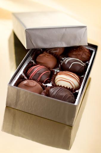 Milk Chocolate「Chocolate Truffles」:スマホ壁紙(7)