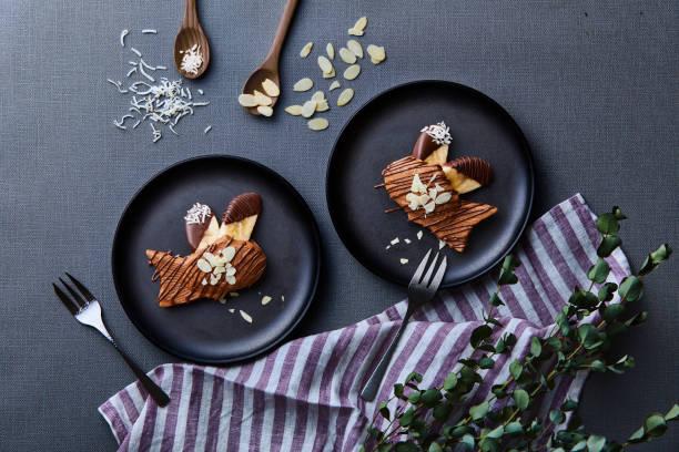 Chocolate taiyaki:スマホ壁紙(壁紙.com)