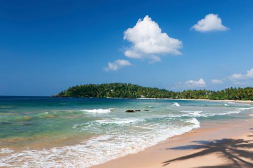 ビーチ「パラダイス-トロピカルビーチ、スリランカ」:スマホ壁紙(12)