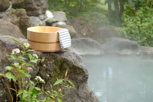Hot Spring「Japanese hot spring, Myoko, Niigata Prefecture, Japan」:スマホ壁紙(11)