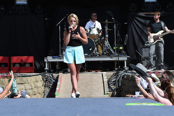 Jamie Lynn Spears「Country Thunder In Twin Lakes, Wisconsin - Day 3」:写真・画像(4)[壁紙.com]