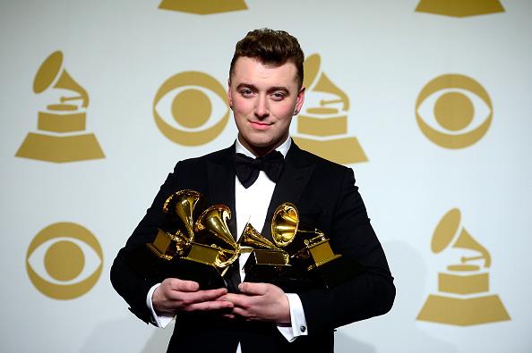 57th Grammy Awards「57th GRAMMY Awards - Press Room」:写真・画像(7)[壁紙.com]