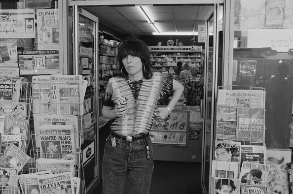 Doorway「Chrissie Hynde In London」:写真・画像(8)[壁紙.com]
