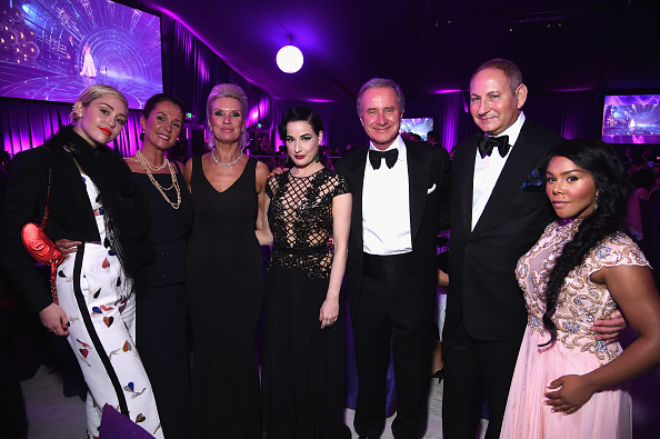 Elton Brand「23rd Annual Elton John AIDS Foundation Academy Awards Viewing Party - Inside」:写真・画像(17)[壁紙.com]