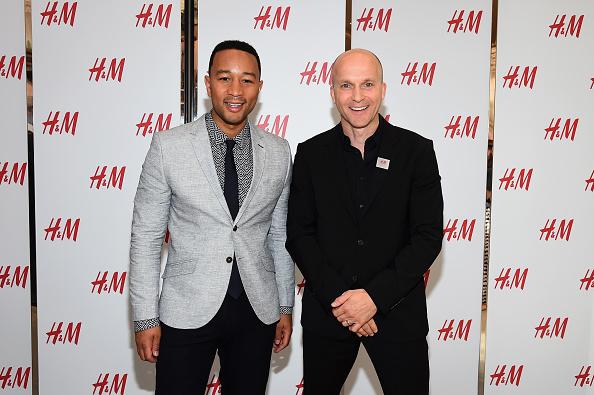 Singer-Songwriter「H&M Herald Center Flagship Opening With John Legend」:写真・画像(13)[壁紙.com]