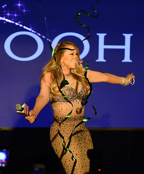 "Streamer「Mariah Carey Welcome Event For Her Las Vegas Residency ""MARIAH #1 TO INFINITY""」:写真・画像(5)[壁紙.com]"