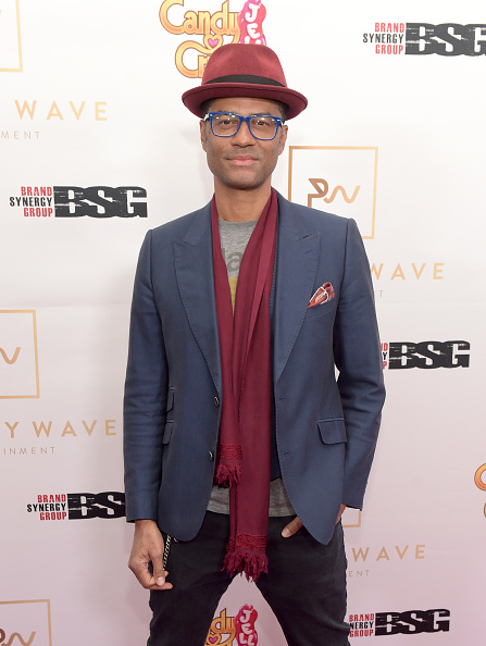 Black Jeans「Primary Wave 10th Annual Pre-Grammy Party」:写真・画像(0)[壁紙.com]