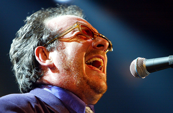 Christopher Furlong「Elvis Costello For One Night Only」:写真・画像(19)[壁紙.com]