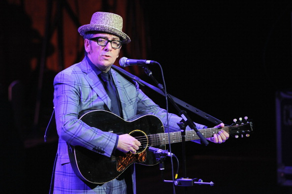 Elvis Costello「A Celebration Of Paul Newman's Dream To Benefit The SeriousFun Children's Network - Show」:写真・画像(1)[壁紙.com]