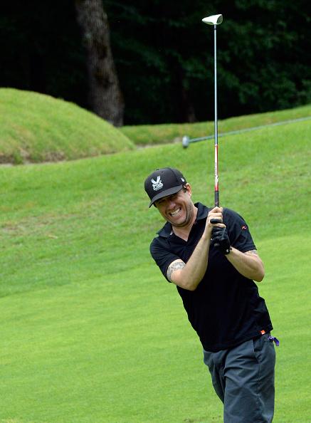 Three Quarter Length「The 23nd Annual Vinny Pro-Celebrity-Junior Golf Invitational」:写真・画像(17)[壁紙.com]