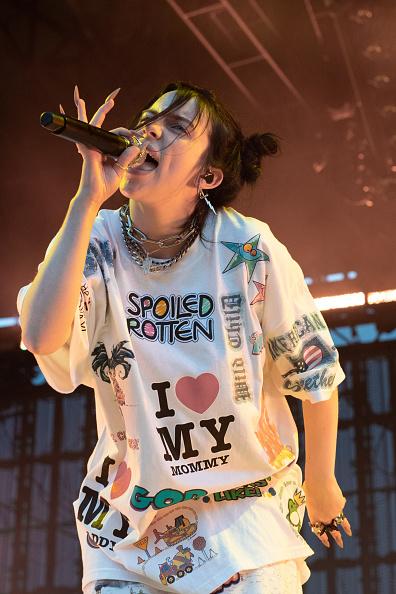 Performance「Billie Eilish Performs At Marymoor Park」:写真・画像(19)[壁紙.com]