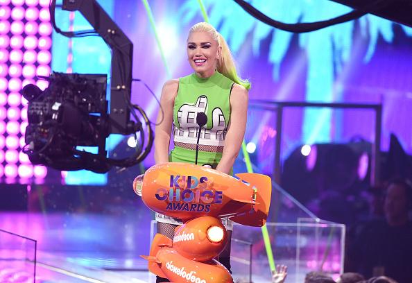 Gwen Stefani「Nickelodeon's 2017 Kids' Choice Awards - Show」:写真・画像(15)[壁紙.com]