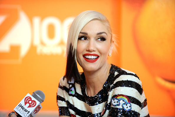 Gwen Stefani「Z100's Jingle Ball 2014 Presented By Goldfish Puffs - Backstage」:写真・画像(15)[壁紙.com]