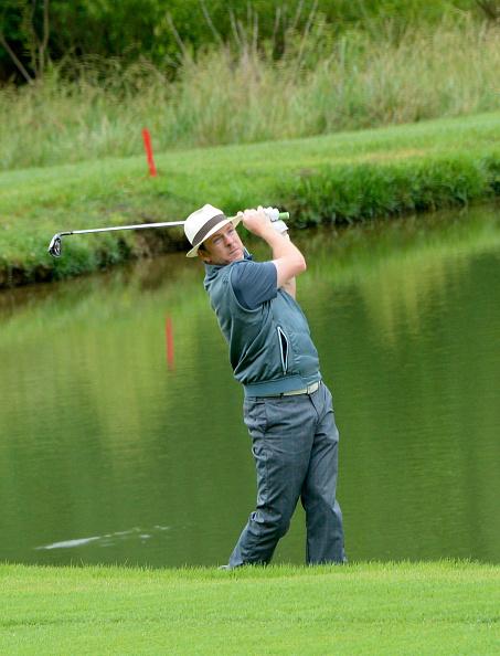 Three Quarter Length「The 23nd Annual Vinny Pro-Celebrity-Junior Golf Invitational」:写真・画像(18)[壁紙.com]