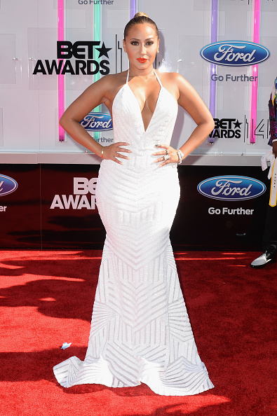 Adrienne Bailon「BET AWARDS '14 - Arrivals」:写真・画像(13)[壁紙.com]