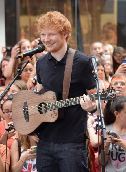 "Mike Coppola「Ed Sheeran Performs On NBC's ""Today""」:写真・画像(17)[壁紙.com]"
