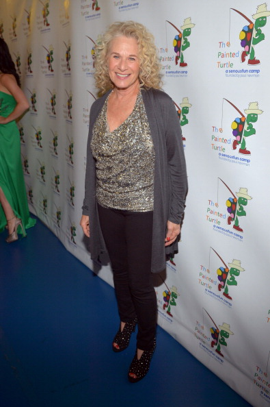 Black Color「A Celebration Of Carole King And Her Music To Benefit Paul Newman's The Painted Turtle Camp」:写真・画像(7)[壁紙.com]