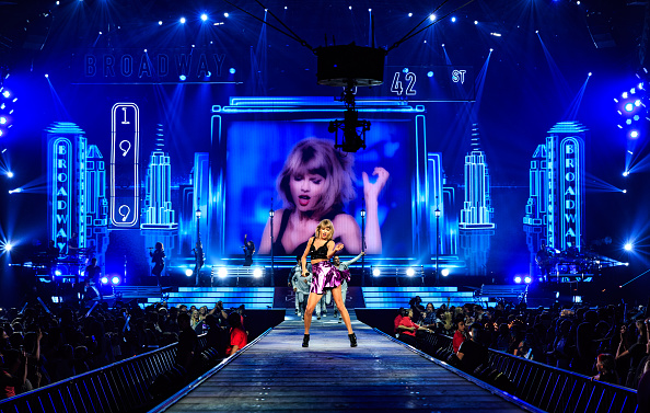 ポピュラーミュージックツアー「Taylor Swift The 1989 World Tour Live In Los Angeles - Night 2」:写真・画像(19)[壁紙.com]