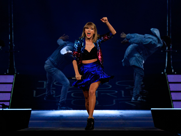 Staples Center「Taylor Swift The 1989 World Tour Live In Los Angeles - Night 4」:写真・画像(7)[壁紙.com]