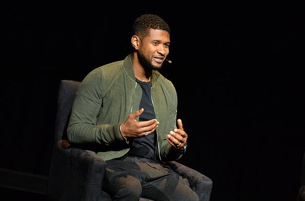 Usher - Singer「2016 American Justice Summit」:写真・画像(4)[壁紙.com]