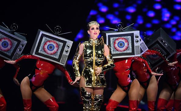 ラスベガスアリーナ「Katy Perry In Concert With Carly Rae Jepsen At T-Mobile Arena In Las Vegas」:写真・画像(7)[壁紙.com]