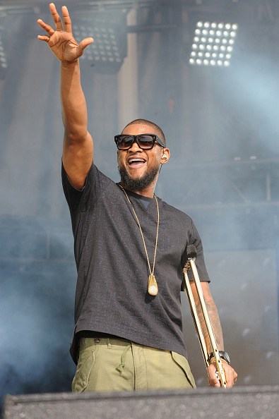 Usher - Singer「Global Citizen 2015 Earth Day On National Mall To End Extreme Poverty And Solve Climate Change - Show」:写真・画像(16)[壁紙.com]