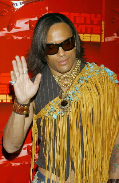 "Personal Accessory「Spain: Lenny Kravitz Promotes New Album ""Baptism""」:写真・画像(5)[壁紙.com]"