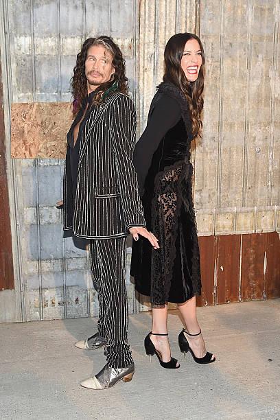 Givenchy - Arrivals - Spring 2016 New York Fashion Week:ニュース(壁紙.com)