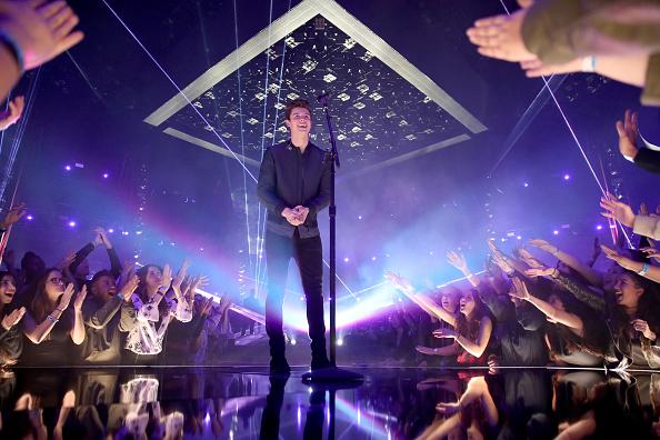 Textured「iHeartRadio Music Awards - Show」:写真・画像(11)[壁紙.com]