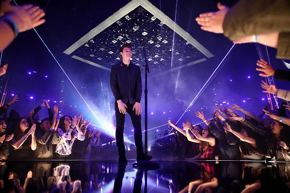 Textured「iHeartRadio Music Awards - Show」:写真・画像(16)[壁紙.com]