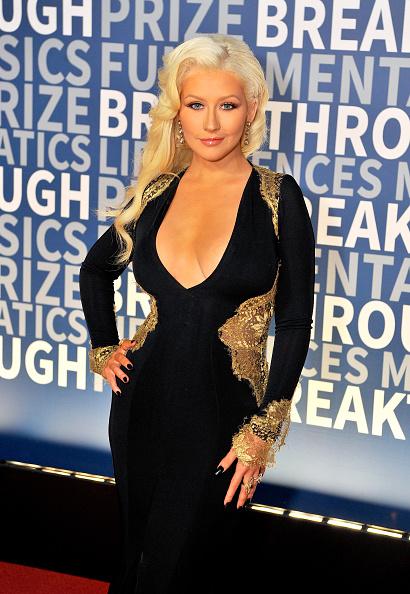 Christina Aguilera「2016 Breakthrough Prize Ceremony - Arrivals」:写真・画像(17)[壁紙.com]