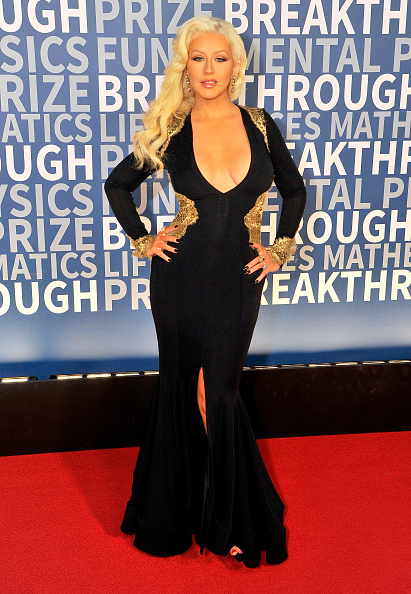 Christina Aguilera「2016 Breakthrough Prize Ceremony - Arrivals」:写真・画像(14)[壁紙.com]