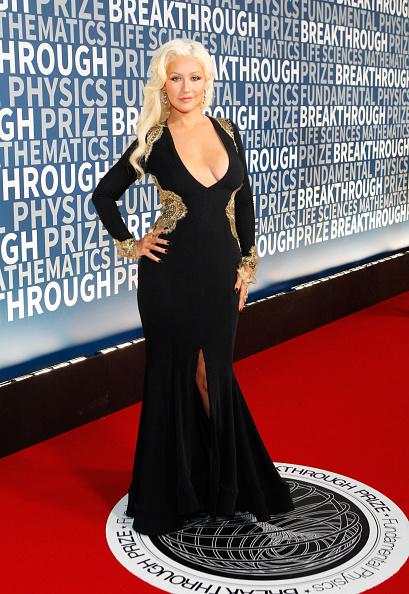 Christina Aguilera「2016 Breakthrough Prize Ceremony - Arrivals」:写真・画像(3)[壁紙.com]