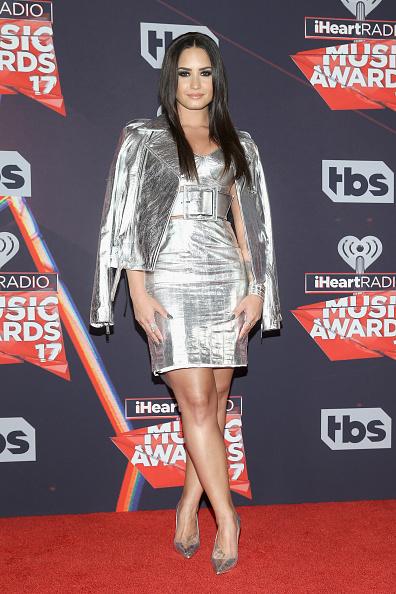 Metallic「iHeartRadio Music Awards - Press Room」:写真・画像(4)[壁紙.com]
