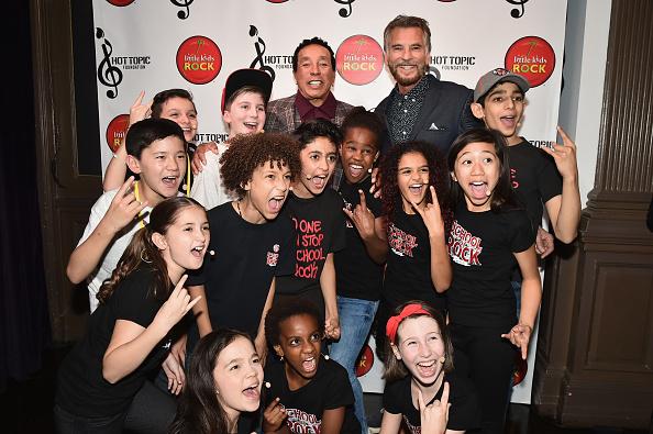 Large Group Of People「Little Kids Rock Benefit 2016」:写真・画像(3)[壁紙.com]