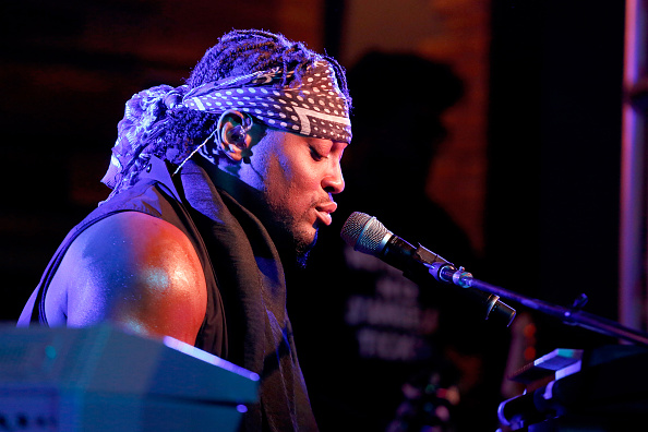 Singer「Samsung Supper Club With D'Angelo At SXSW 2015」:写真・画像(4)[壁紙.com]