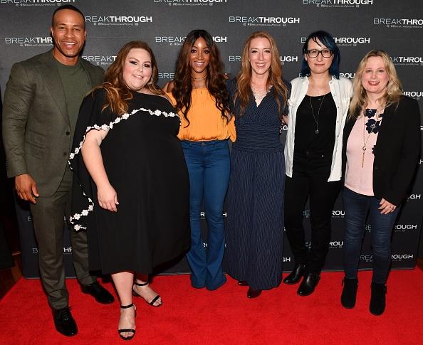 作詞家「'Breakthrough' VIP Reception with Producer DeVon Franklin and Actress Chrissy Metz in Nashville, TN」:写真・画像(5)[壁紙.com]
