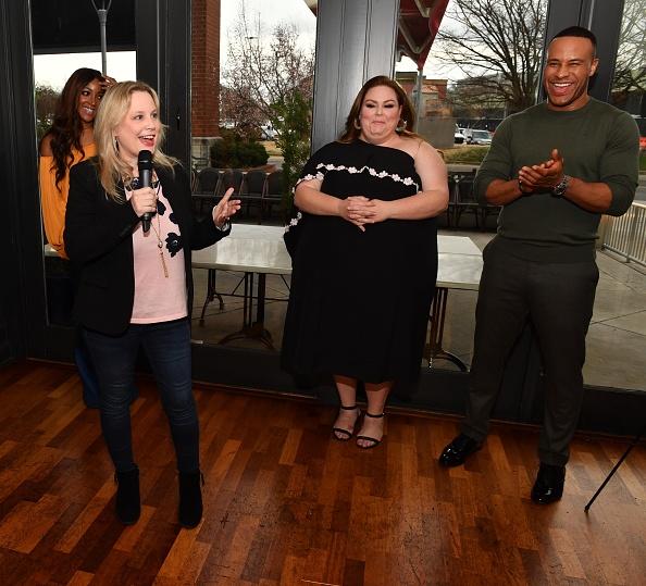 作詞家「'Breakthrough' VIP Reception with Producer DeVon Franklin and Actress Chrissy Metz in Nashville, TN」:写真・画像(4)[壁紙.com]
