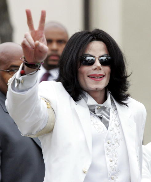 服装「Michael Jackson Court Hearing」:写真・画像(14)[壁紙.com]