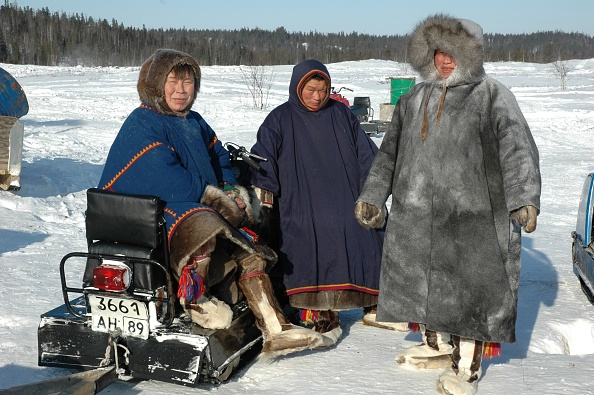 Tradition「The Nenets - nomad tribes from Siberia」:写真・画像(2)[壁紙.com]