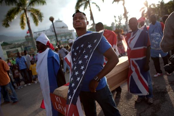 Cultures「Carnival Returns To Port-Au-Prince One Year After Devastating Earthquake」:写真・画像(17)[壁紙.com]