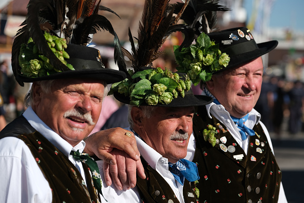 Bavaria「Oktoberfest 2019 Opening Weekend」:写真・画像(5)[壁紙.com]