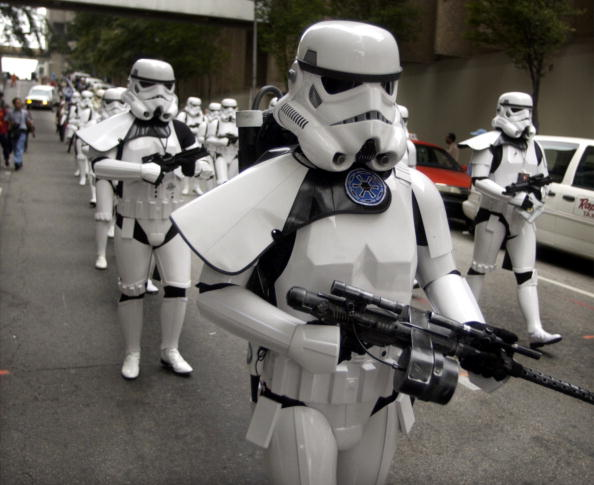 Star Wars Series「First Annual Dragon*Con Parade」:写真・画像(9)[壁紙.com]